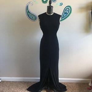 Rachel Zoe Selma Cut Out Gown